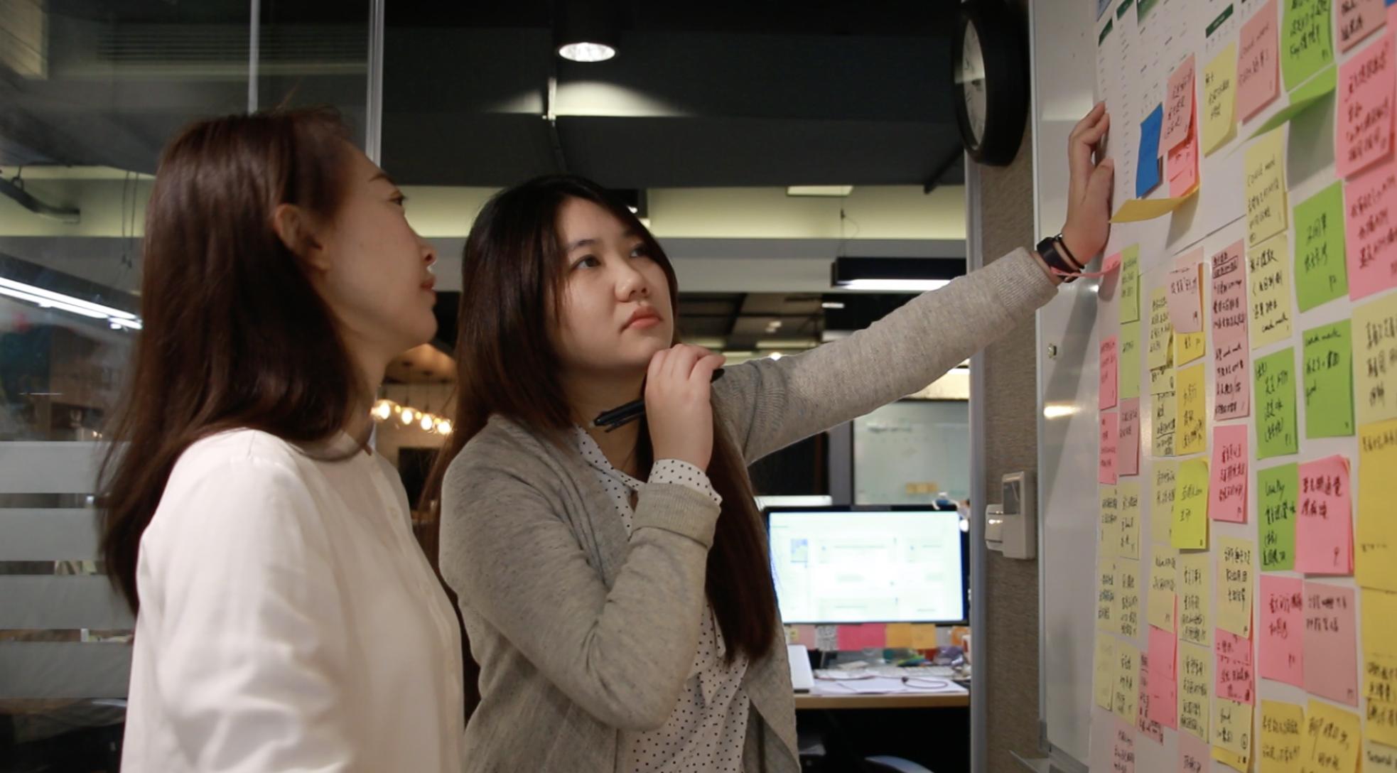賈伯斯時間 - 職場達人的一天「UX/UI Designer」大予創意設計