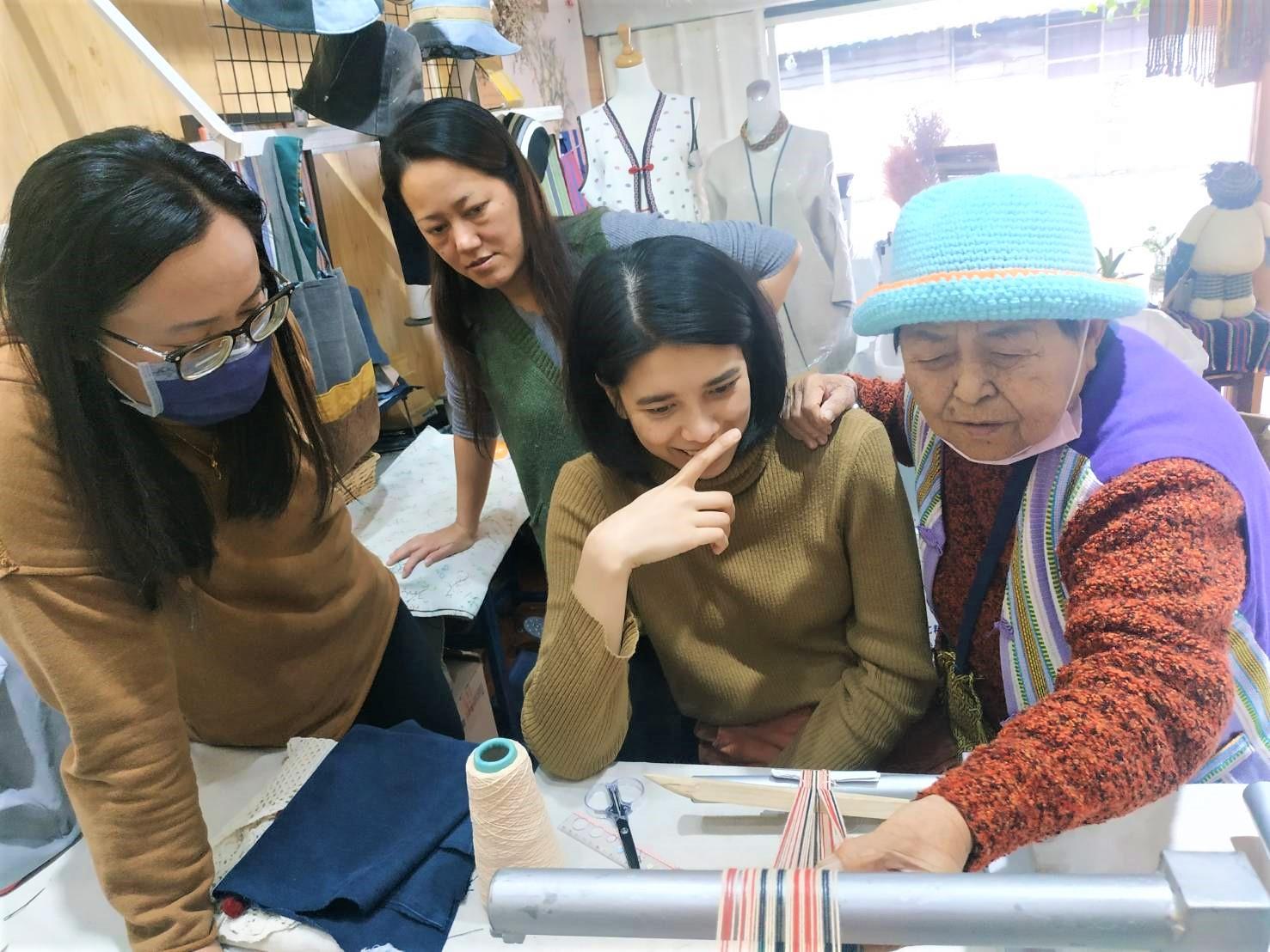 勞動部「多元就業開發方案」 協助阿美族姑娘返鄉就業 投入原民部落創生