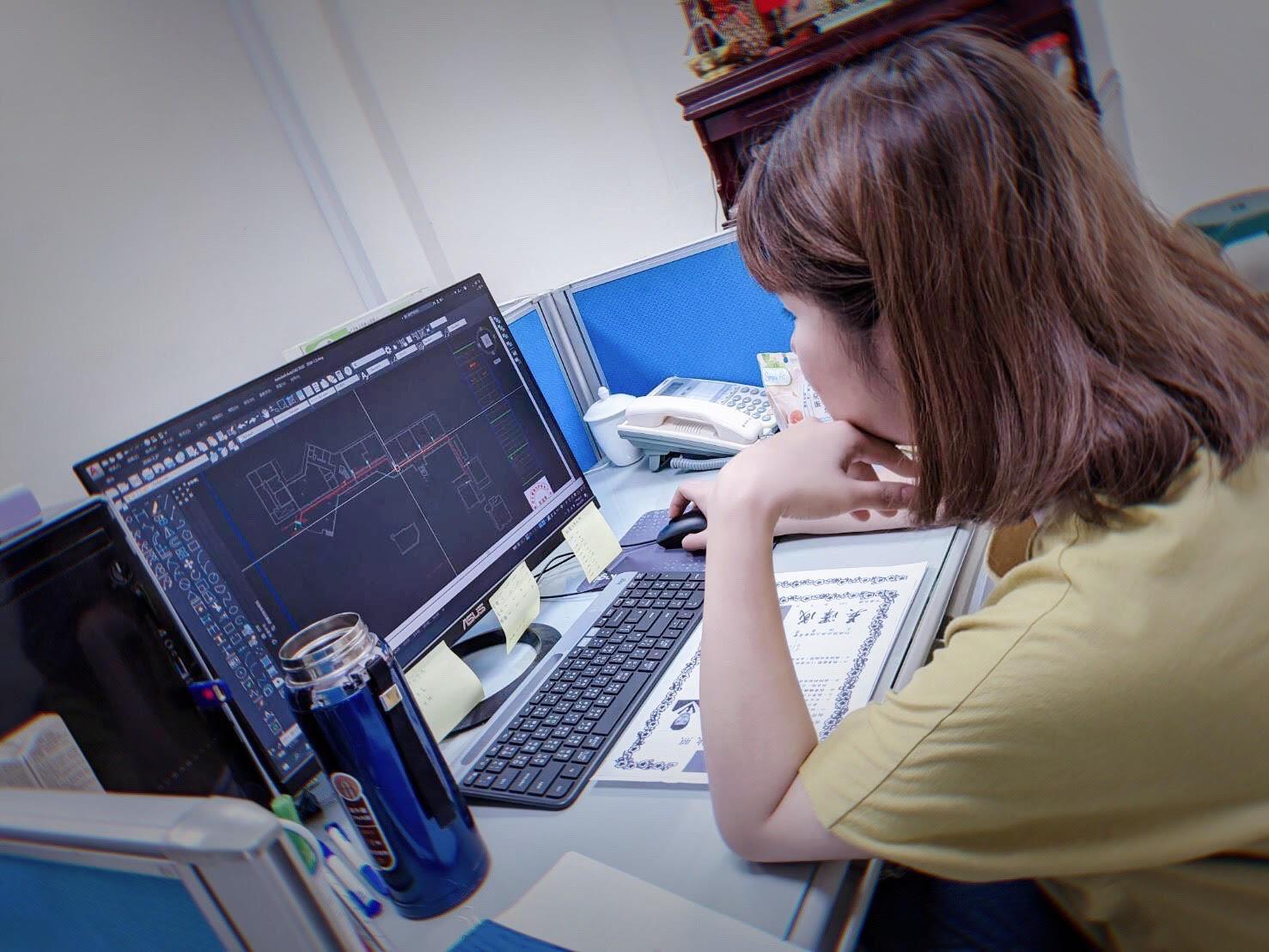 勞動部「花蓮職業訓練場」幫助銷售員轉職建築繪圖員 110年度課程招生中 歡迎民眾報名