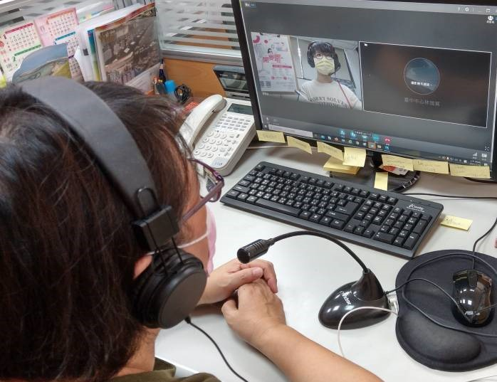 ▲臺中就業中心辦理「開麥啦!視訊系列聯合徵才」 即日起至7月23日受理線上求職登記